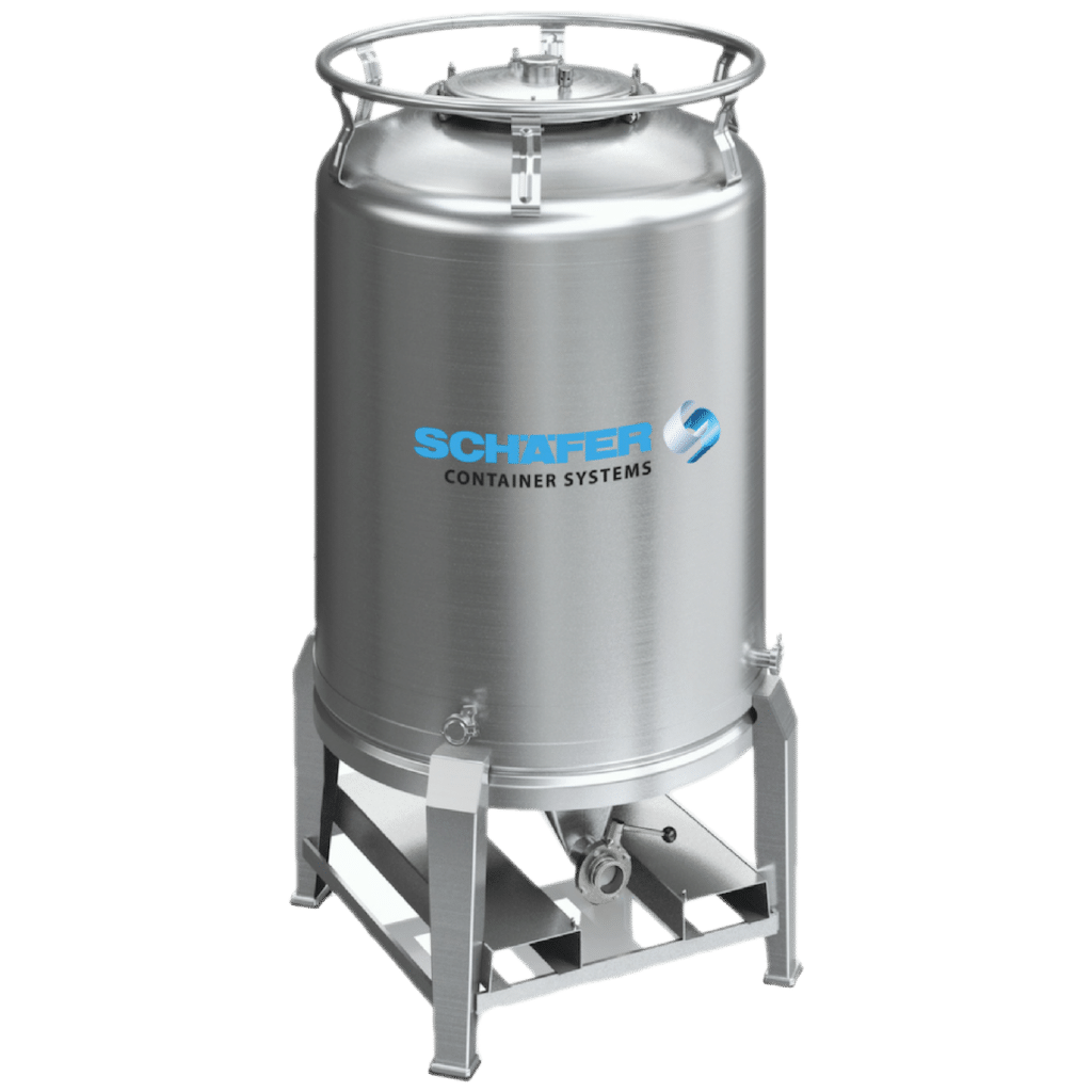Jacketed Tanks   Schaefer Container Systems